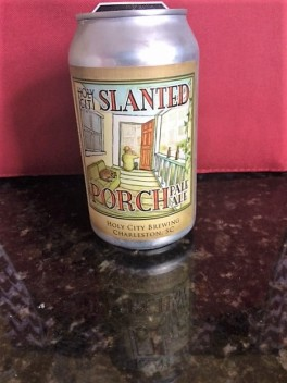 holy city slanted porch american pale ale