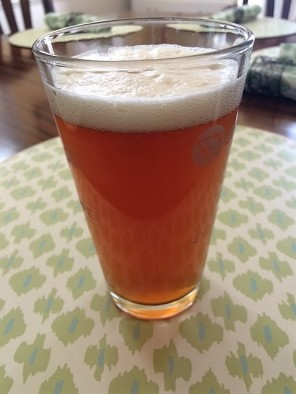 brewery 85 southern style pale ale