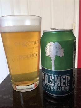 lowcountry palmetto pilsner