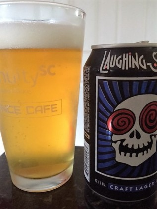 laughing skull craft lager