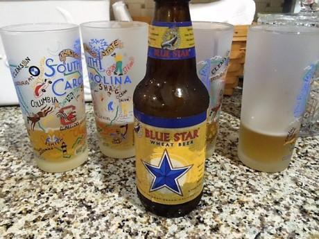 north-coast-blue-star-wheat-beer-taste-test