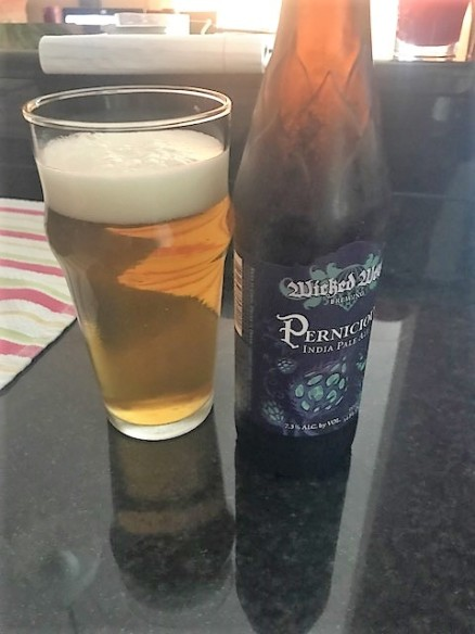 wicked weed pernicious bottle